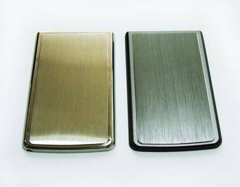 铝合金手机外壳镜面抛光