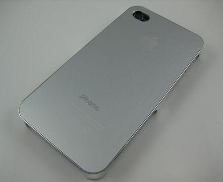 iphone5金属保护壳抛光
