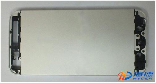 iPhone6铝合金后壳抛光